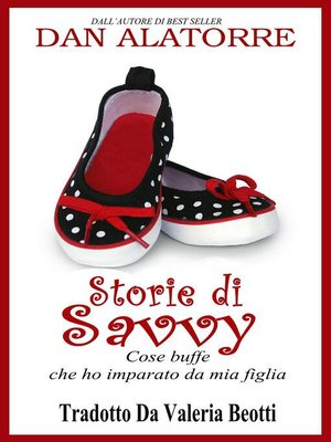 cover image of Storie di Savvy
