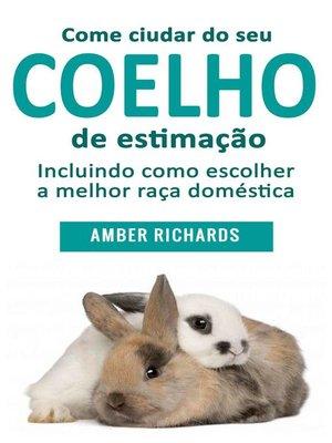 cover image of Como cuidar de seu coelho de estimação