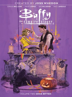 cover image of Buffy the Vampire Slayer (2019), Volume 2