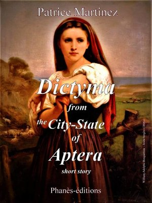cover image of Dictyma from the City-State of Aptera