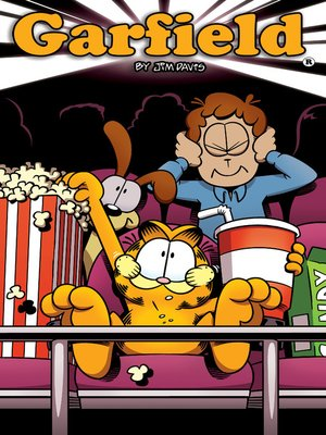cover image of Garfield (2012), Volume 7
