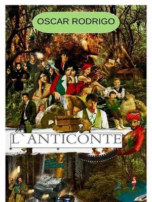 cover image of L'anticonte