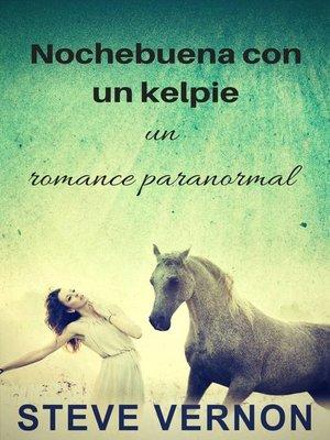 cover image of Nochebuena con un kelpie