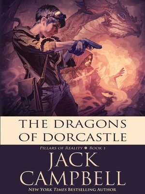cover image of The Dragons of Dorcastle