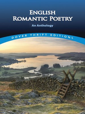 cover image of English Romantic Poetry