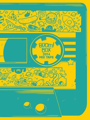 cover image of BOOM! Box Mix Tape 2014