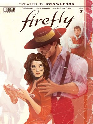 cover image of Firefly, Issue 7