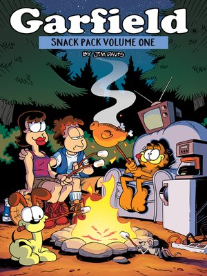 cover image of Garfield Snack Pack (2018), Volume 1