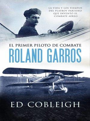 cover image of El Primer Piloto de Combate