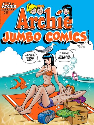 cover image of Archie Double Digest #311