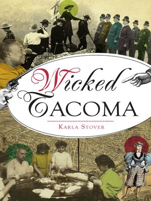 cover image of Wicked Tacoma