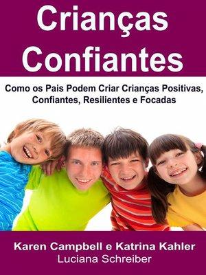 cover image of Crianças Confiantes