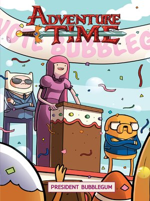 cover image of Adventure Time Original Graphic Novel Volume 8