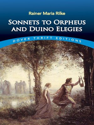 cover image of Sonnets to Orpheus and Duino Elegies