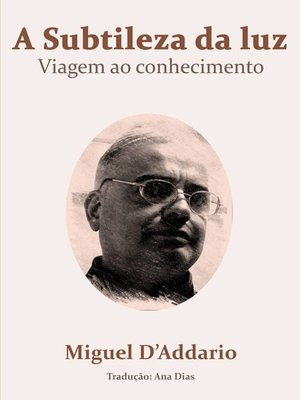 cover image of A Subtileza da Luz