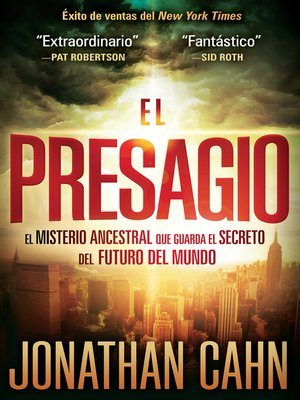 cover image of El Presagio
