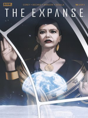cover image of The Expanse, Issue 2