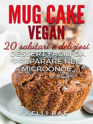 cover image of Mug Cake Vegan