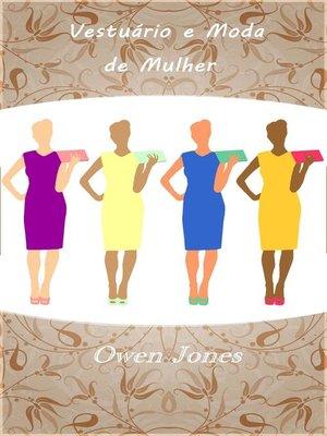 cover image of Vestuário e Moda de Mulher