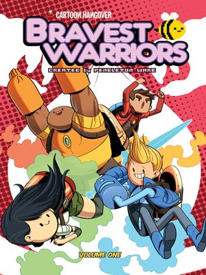 cover image of Bravest Warriors (2012), Volume 1