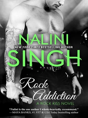 cover image of Rock Addiction