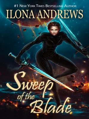 cover image of Sweep of the Blade