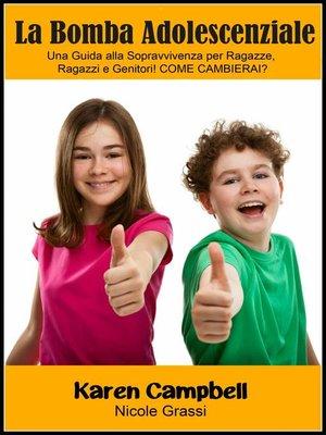 cover image of La Bomba Adolescenziale