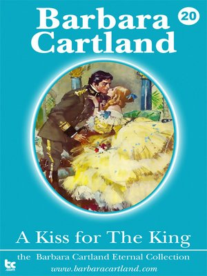cover image of A Kiss for the King