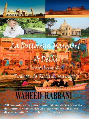 cover image of La Dottoressa Margaret a Delhi