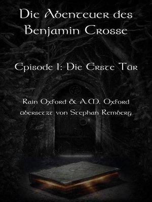 cover image of Die Abenteuer des Benjamin Crosse Episode I