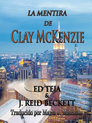 cover image of La Mentira De Clay Mckenzie