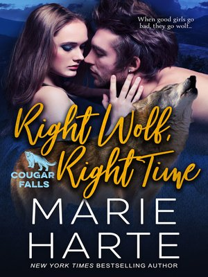 cover image of Right Wolf, Right Time