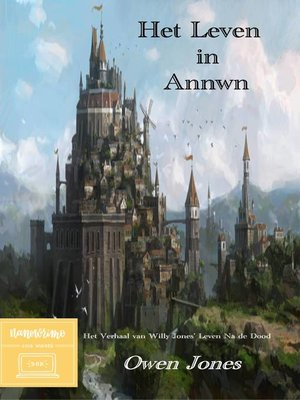 cover image of Het Leven in Annwn