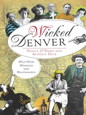 cover image of Wicked Denver