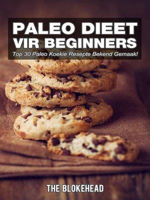 cover image of Paleo Dieet Vir Beginners