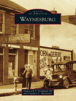 cover image of Waynesburg