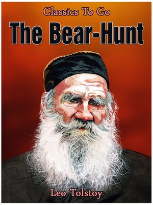 cover image of The Bear-Hunt