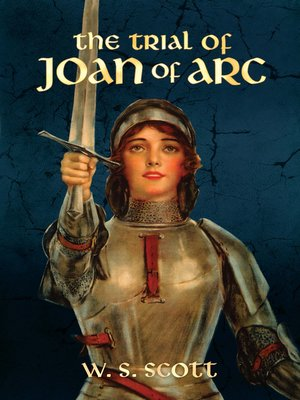 cover image of The Trial of Joan of Arc