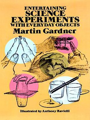cover image of Entertaining Science Experiments with Everyday Objects