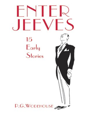 cover image of Enter Jeeves