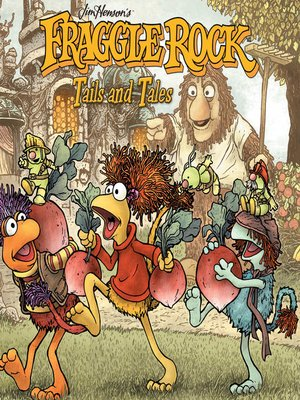 cover image of Jim Henson's Fraggle Rock, Volume 2