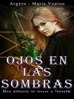 cover image of Ojos en las sombras