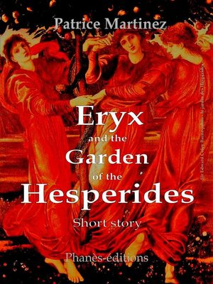 cover image of Eryx and the Garden of the Hesperides