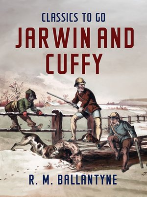 cover image of Jarwin and Cuffy