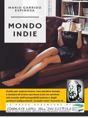 cover image of Mondo Indie