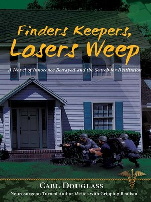 cover image of Finders Keepers, Losers Weep