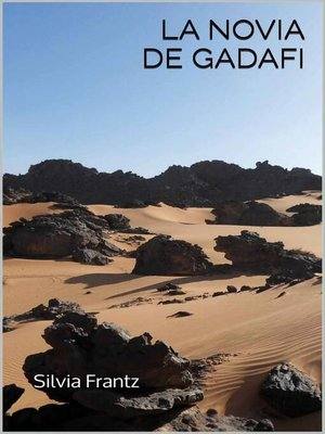 cover image of La novia de Gadafi