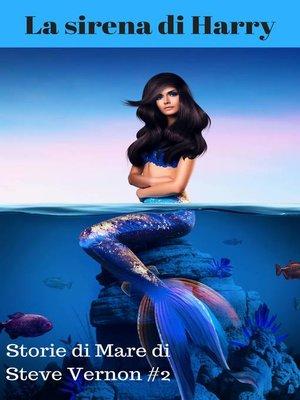 cover image of La sirena di Harry