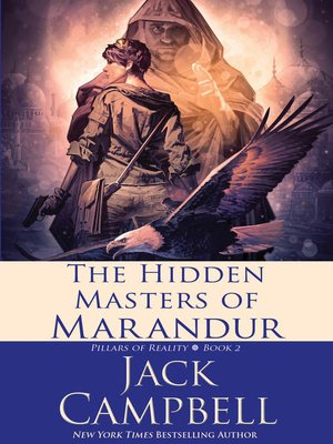 cover image of The Hidden Masters of Marandur