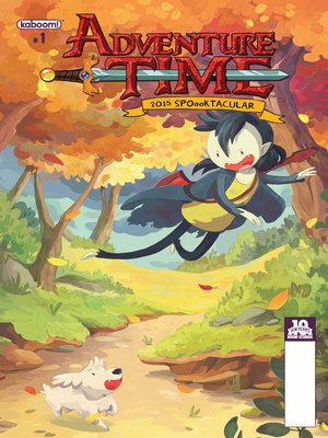 cover image of Adventure Time 2015 Spoooktacular